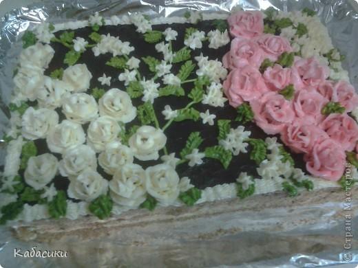 Мамины тортики фото 13