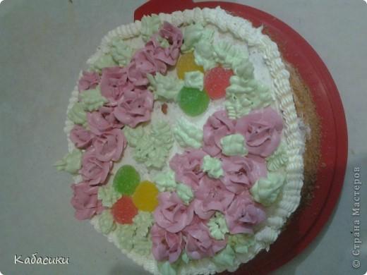 Мамины тортики фото 16