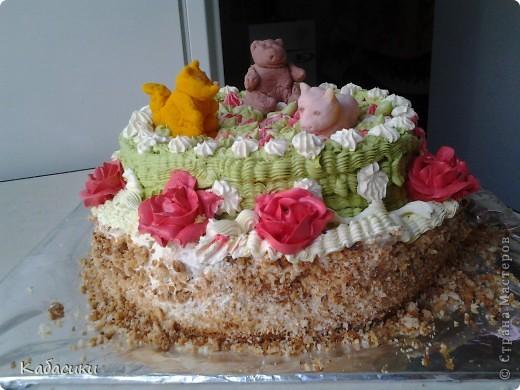 Мамины тортики фото 17