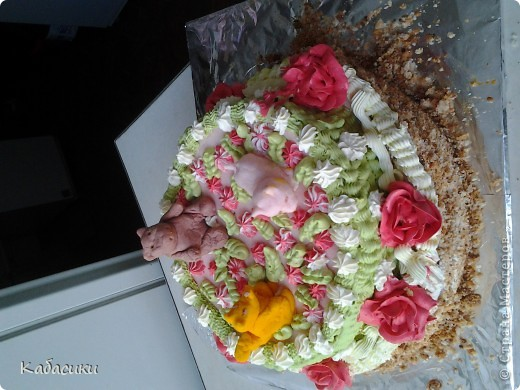 Мамины тортики фото 18