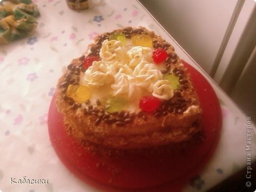 Мамины тортики фото 20