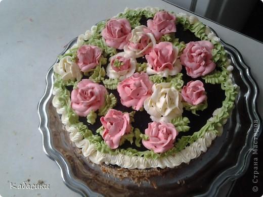 Мамины тортики фото 22