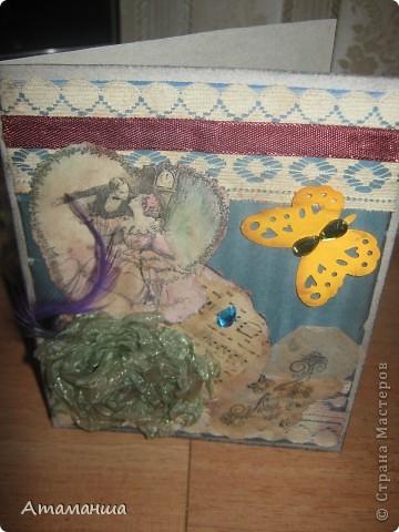 """К нам в Сыктывкар, на слет """"не очень юных Василис"""", приезжали девушки из разных городов и привезли подарки и свои и от других девочек, кто не мог приехать. Хочу похвастаться всем, что мне опять перепало....))))) Это не всё, потому что некоторые подарки уже использовали по назначению... фото 9"""
