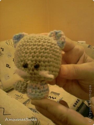 Сегодня довязала слоника)))  фото 3