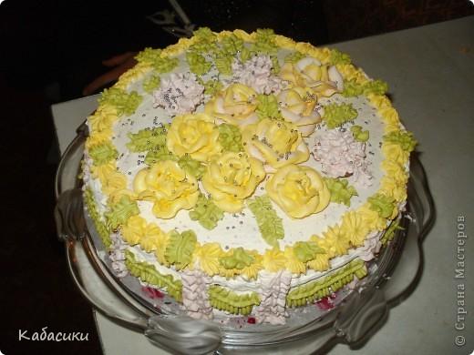 Мамины тортики фото 8