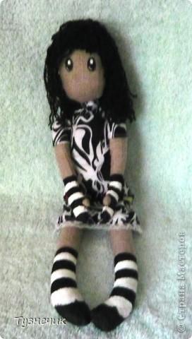 Вот и пошилась моя Долли по СП с Наташей VASHNET (http://stranamasterov.ru/user/109338)... фото 5