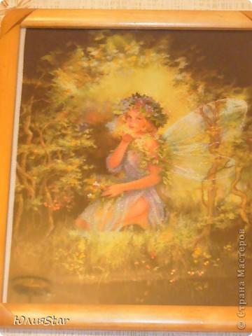 Девочка на поляне фото 2