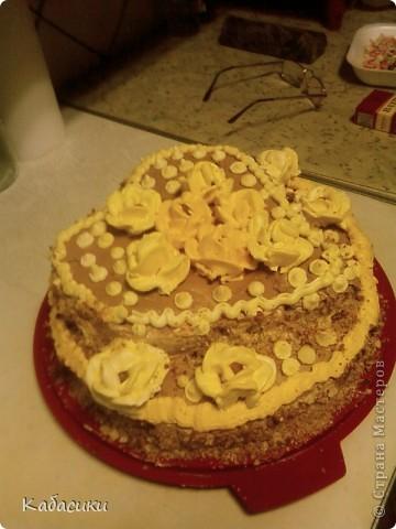 Мамины тортики фото 4