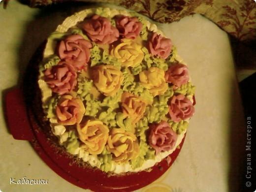 Мамины тортики фото 5