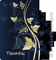 Шкатулка виноградная фото 5