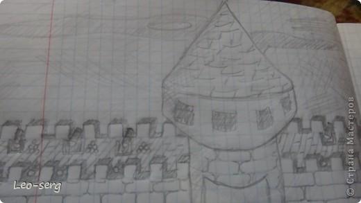 Рисую на каникулах для своего удовольствия!!! фото 2