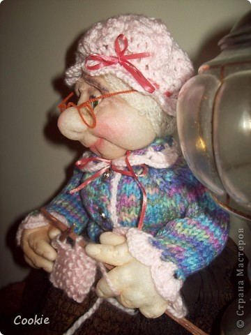 Знакомьтесь, моя новая бабуля. фото 3