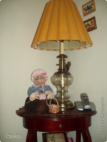 Знакомьтесь, моя новая бабуля. фото 4