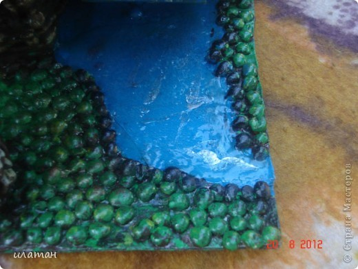 Вот такую водяную мельницу я сплела для одного знакомого в подарок фото 23