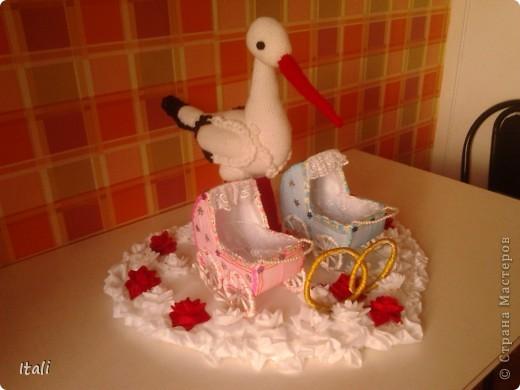 Подарок к свадьбе любимой племяннице. Спасибо за идею Белому камню. фото 4