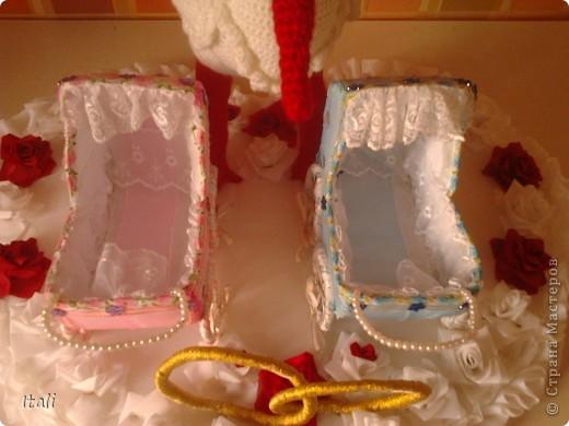 Подарок к свадьбе любимой племяннице. Спасибо за идею Белому камню. фото 5