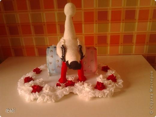 Подарок к свадьбе любимой племяннице. Спасибо за идею Белому камню. фото 6