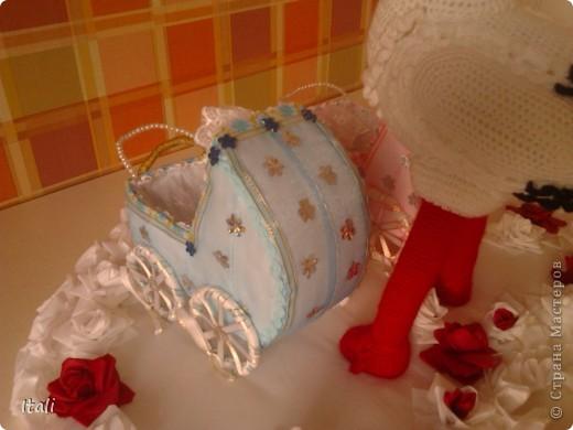 Подарок к свадьбе любимой племяннице. Спасибо за идею Белому камню. фото 7