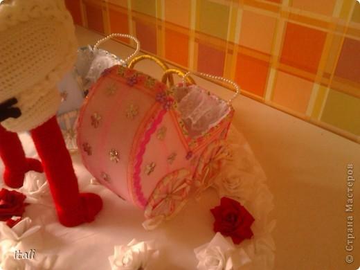 Подарок к свадьбе любимой племяннице. Спасибо за идею Белому камню. фото 8