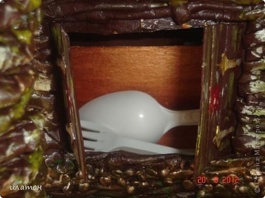 Вот такую водяную мельницу я сплела для одного знакомого в подарок фото 15