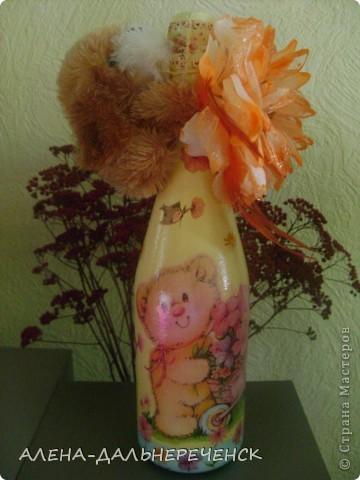 Сделала парочку новобрачных, ко дню свадьбы для своей племянницы и крестницы. фото 6