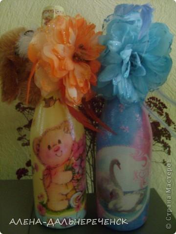 Сделала парочку новобрачных, ко дню свадьбы для своей племянницы и крестницы. фото 8