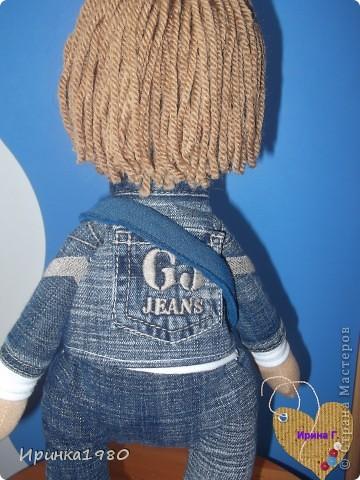 """Ну, вот """"родилась"""" ещё одна куколка Кира, ростом 47 см фото 4"""