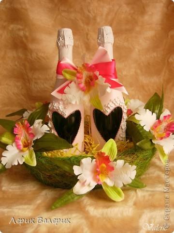 Здравствуйте, уважаемые мастерицы. Решила сделать вот такой подарок своей любимой подруге на Свадьбу. фото 1