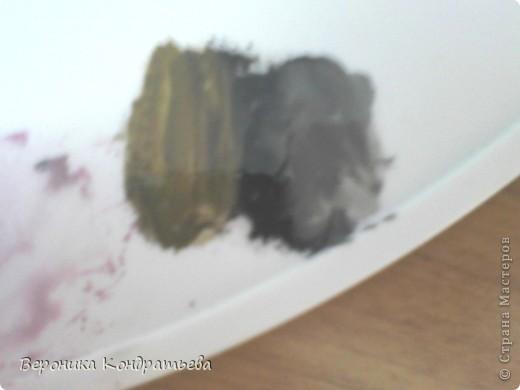 Попробуем нарисовать вот таких волков гуашью?  У меня это первый эксперимент, не судите строго...) В этой картине я немного поиграю с положением хвостов, ну и немного лап.) фото 8