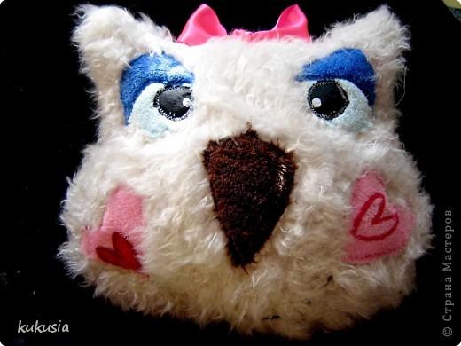 Котя - мягкая игрушка - подушка фото 1