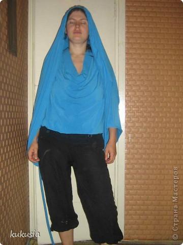 Сшила себе платье - трансформер Emami. Шьется очень легко , осилит даже начинающая портниха . выкройку взяла в итернете , просто в поисковике набрала емами ... фото 6