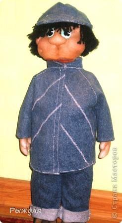 Это третья кукла-попик. фото 4