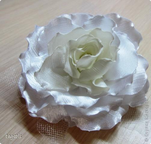 Все готовятся к 1 сентября и я туда же... Мои любимые розы  (каждой по две, все на резинках)  фото 4