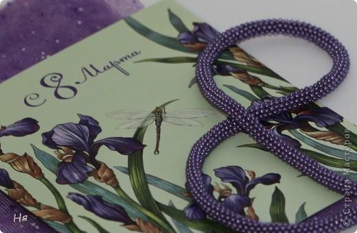 обычный длинный жгут, плотное мозаичное плетение фото 1