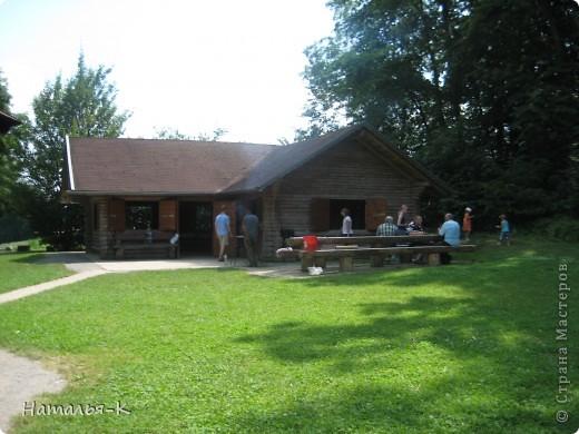 Захотелось показать вам место, где мы можем погрилить и пообщаться с большим количеством родственников. фото 1