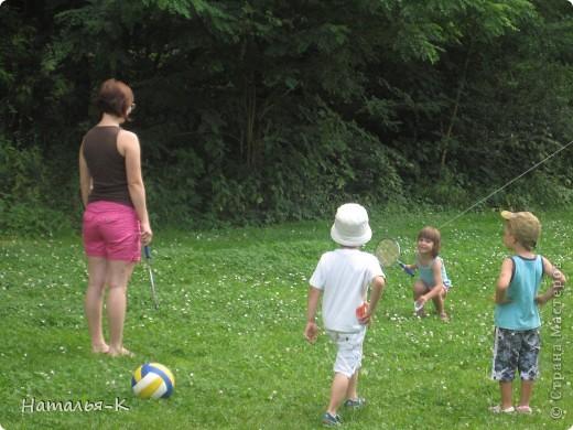 Захотелось показать вам место, где мы можем погрилить и пообщаться с большим количеством родственников. фото 29
