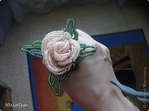 Эта была первая роза . а потом уже сложился букет... фото 1