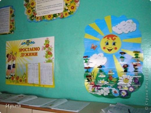 В нашей школе есть дошкольный модуль (детский сад) для деток 4-6 лет. Мы с любовью оформили для них стены в блоке. Надеемся, им понравится. фото 3