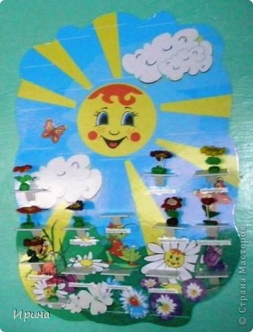 В нашей школе есть дошкольный модуль (детский сад) для деток 4-6 лет. Мы с любовью оформили для них стены в блоке. Надеемся, им понравится. фото 1