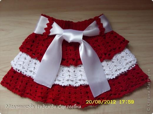 Вот какая получилась у меня юбочка для моей крестницы Арины! Модель далеко не новая, но согласитесь очень красивая. За основу была взята юбка с этого сайта: liveinternet.ru/users/4768064/post207439239/