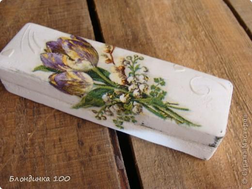 Баночка желаний, настольное панно, коробочка и роза (из рамки с ячейками для яиц).  фото 5