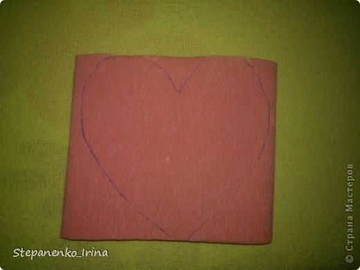 В своём мастер-классе я постараюсь показать,как сделать такую розу из гафрированной бумаги. фото 6