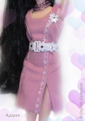 Привет, мастерицы! Представляю Вам новое платье в коллекции Марго.  фото 4