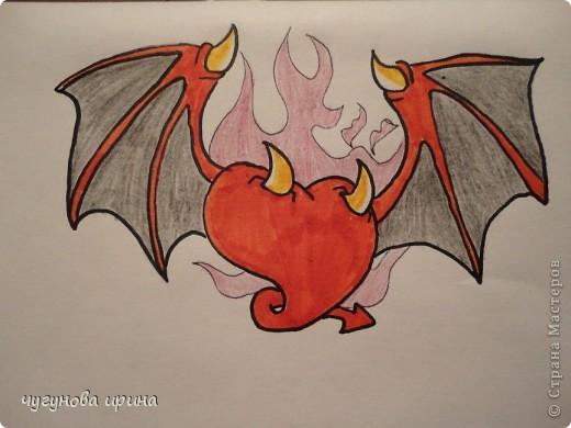 мои рисунки (часть2) фото 7