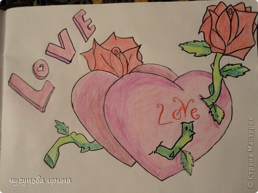 мои рисунки (часть2) фото 8