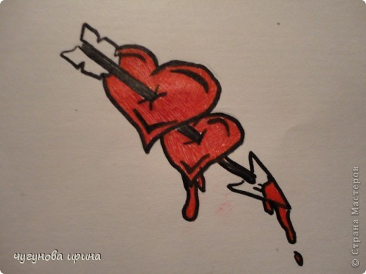 мои рисунки (часть2) фото 18