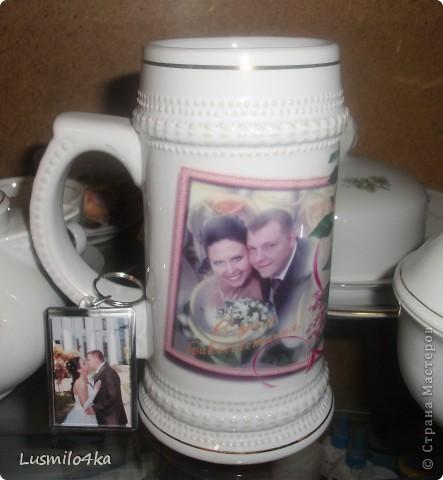 Решила преподнести на годовщину свадьбы мужу 3 подарка, 2 сделала на заказ, один сама))) фото 8