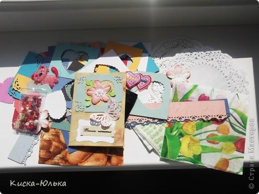 Из игры Чаепитие мне письмо пришло самой первой я так РАДА!!И оно от Натальи Чубуриной (Наташа-Таша)а сколько красоты там было... фото 1