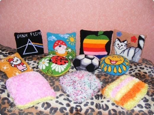 мои веселые подушки фото 1