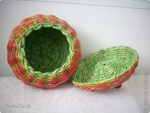 Всем добрый день!!! Очередная хлебница №3 и яблочки посыпались...  фото 7